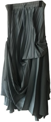 Bernhard Willhelm Grey Skirt for Women