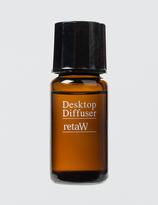retaW Fragrance Reed Diffuser Natural Mystic