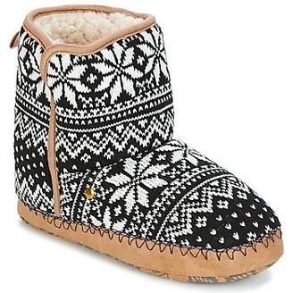 Cool shoe DAKOTA women's Flip flops in Black
