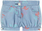Fendi Graphic shorts