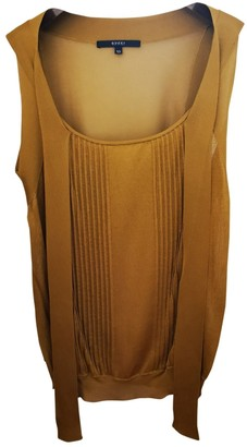Gucci Gold Knitwear for Women