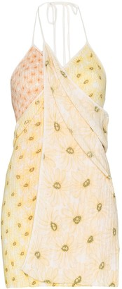 Jacquemus La Robe Boca mini dress