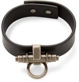 Givenchy Men's Leather Bracelet