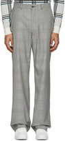 Tiger of Sweden Grey Eamon Trousers
