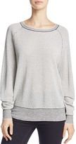 Theory Amistair Textured Sweater