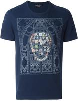 Alexander McQueen skull print T-shirt - men - Cotton - L