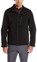 Izod Men's Zip Front All Weather Fleece Lined Jacket