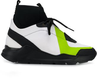 Mr & Mrs Italy Unisex Platform Sneakers