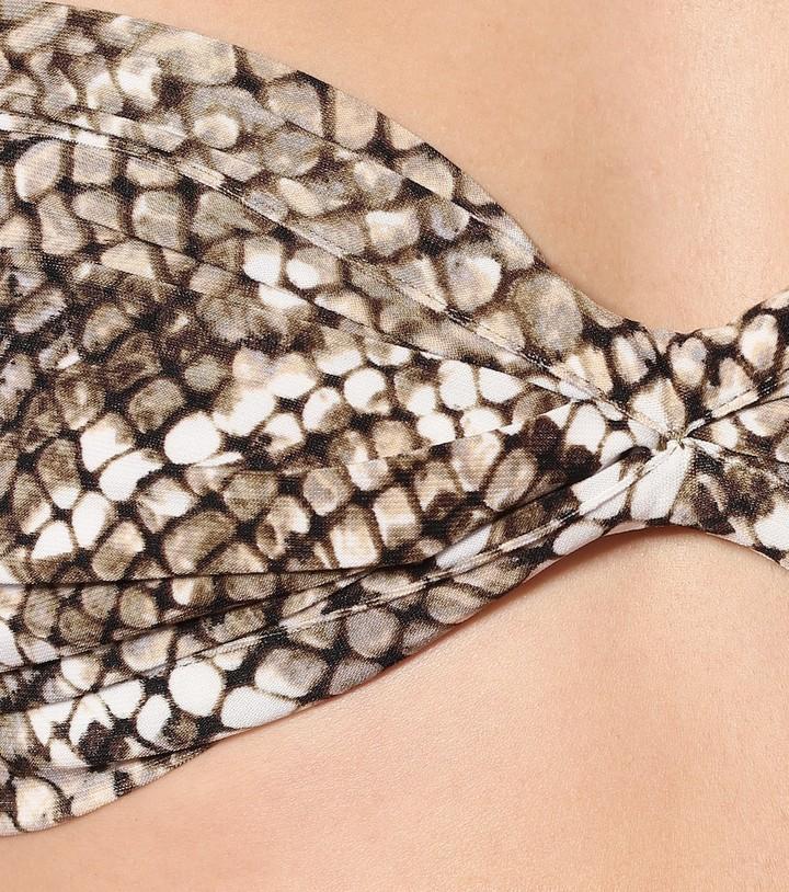 Thumbnail for your product : Norma Kamali Exclusive to Mytheresa Bill bikini top