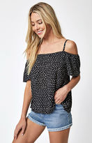 Billabong Summer Nights Off-The-Shoulder Top
