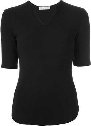 Egrey V-neck blouse