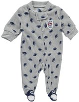 """Carter's Baby Boys' """"Future Draft Pick"""" Footed Coverall"""