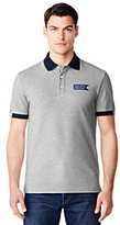 sport Men's Athleisure Logo Polo-Classic Navy