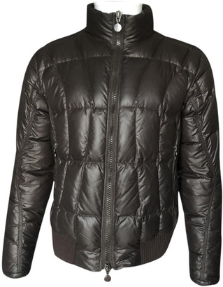 Moncler Classic Brown Polyester Jackets