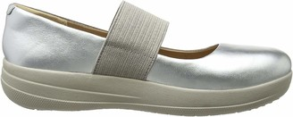 FitFlop Women's F-Sporty Mary Jane Mary Janes