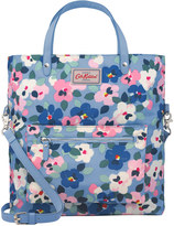 Cath Kidston Large Painted Pansies Reversible Cross Body