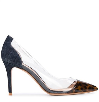 Gianvito Rossi Pointed High Heel Pumps