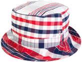 Thom Browne x Colette Funmix Check bucket hat