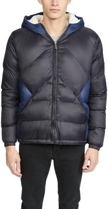 NATIVE YOUTH Cinder Nylon Puffer Jacket