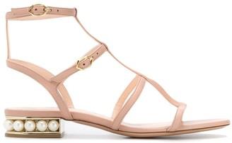 Nicholas Kirkwood Casati gladiator sandals