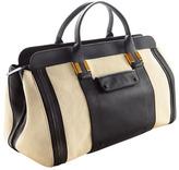 Chloé Alice Springs Tote Bag, Husky White