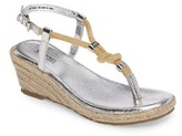 MICHAEL Michael Kors Girl's Cate Holly Wedge