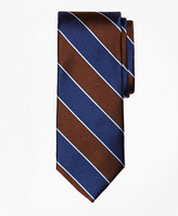 Brooks Brothers Rugby Stripe Tie