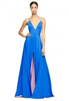 Milly Stretch Silk Monroe Gown