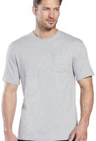 Jockey Mens Signature Pocket T-Shirt Sportswear Shirts 100% cotton
