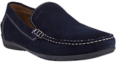 Geox Simon Suede Moccasins