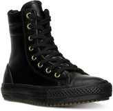 Converse Girls' Chuck Taylor All Star Hi-Rise Boots from Finish Line