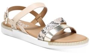 Sam Edelman Women's Lina Flat Sandals Women's Shoes