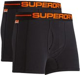 Superdry Sport Double Pack Boxers