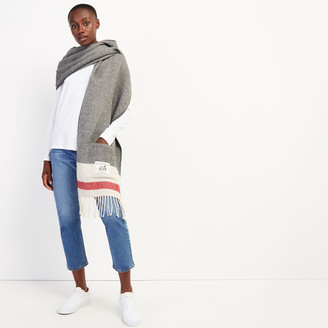 Roots Cabin Hooded Wrap