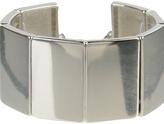 Flat Mirrored Toggle Bracelet