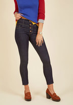 ModCloth Karaoke Songstress Jeans in Ankle Length in 7