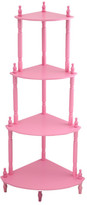 "Nickelodeon Mega Home 4 Tier 50"" Bookcase"