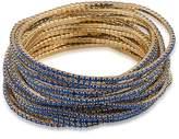 ABS by Allen Schwartz Stretch Bracelets, Set of 20