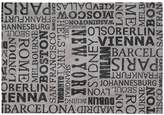 Waverly Sun N' Shade Printed Words Indoor Outdoor Rug
