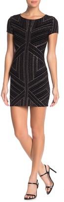 Jump Slinky Glitter T-Shirt Dress