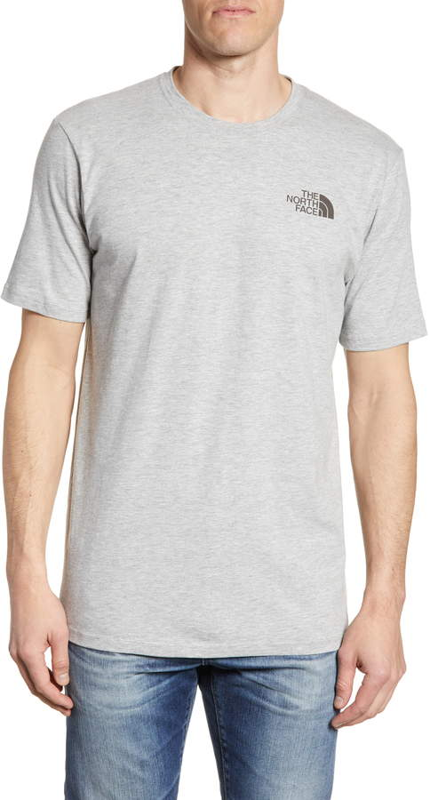The North Face Retro Sunsets Logo T-Shirt