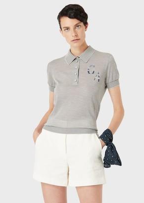 Giorgio Armani Knitted Top