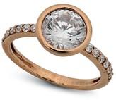 Crislu Pavé Ring