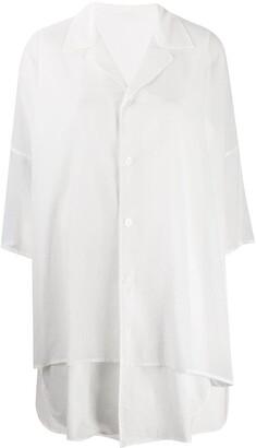 Y's Oversized Layered Shirt