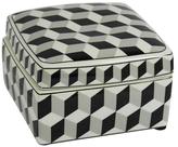 Cubes Ceramic Box