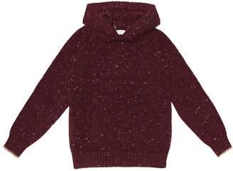 Brunello Cucinelli Kids Wool-blend sweater