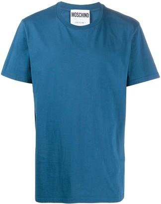 Moschino crew neck T-shirt