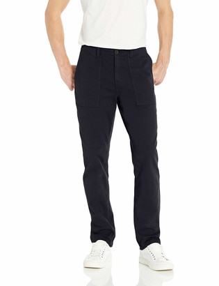 Goodthreads Men's Standard Athletic-Fit Porkchop Pocket Stretch Canvas trouser