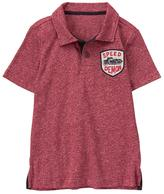 Gymboree Speed Demon Polo