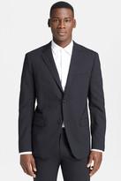 Theory Wellar New Tailor Trim Fit Wool Blend Sport Coat